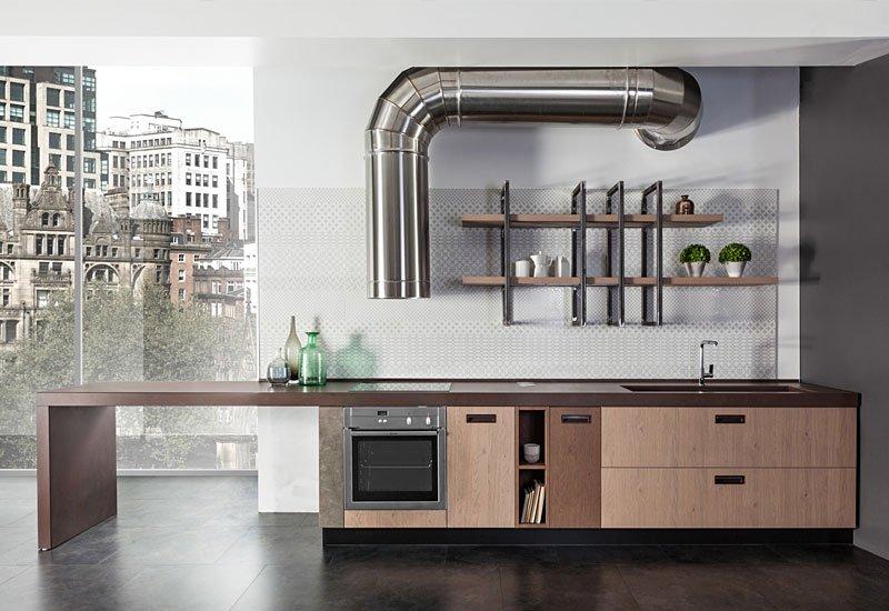 Cucine easy living - Cucine stile industriale ...