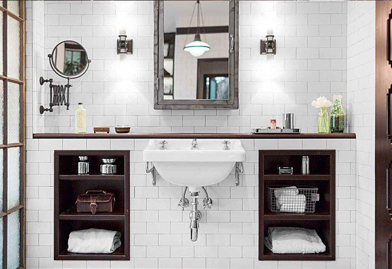 Arredo bagno easy living for Accessori bagno vintage